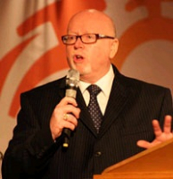 Dr. Geoff Tunnicliffe International Direktor World Evangelical Alliance zur Marriage Week